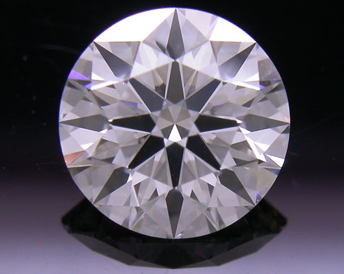1.235 ct G VS2 A CUT ABOVE® Hearts and Arrows Super Ideal Round Cut Loose Diamond