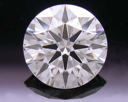 1.203 ct G VS1 A CUT ABOVE® Hearts and Arrows Super Ideal Round Cut Loose Diamond
