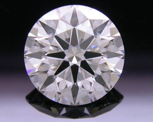 1.69 ct H VS1 A CUT ABOVE® Hearts and Arrows Super Ideal Round Cut Loose Diamond