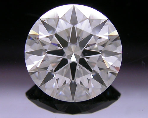 1.50 ct H SI1 A CUT ABOVE® Hearts and Arrows Super Ideal Round Cut Loose Diamond