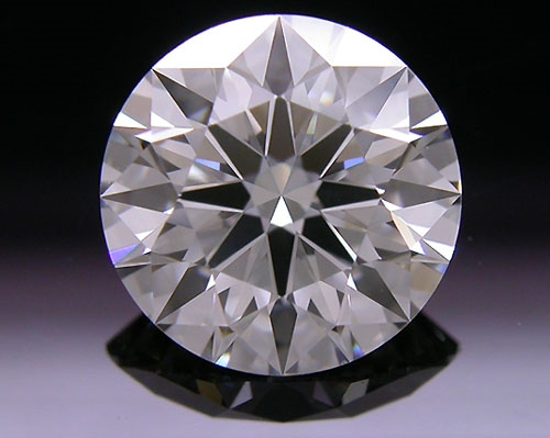 1.556 ct I VS1 A CUT ABOVE® Hearts and Arrows Super Ideal Round Cut Loose Diamond
