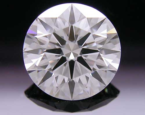 1.317 ct D VS2 A CUT ABOVE® Hearts and Arrows Super Ideal Round Cut Loose Diamond