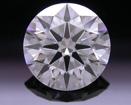 1.046 ct E VS1 A CUT ABOVE® Hearts and Arrows Super Ideal Round Cut Loose Diamond