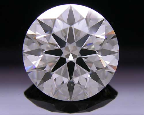 2.15 ct I SI1 A CUT ABOVE® Hearts and Arrows Super Ideal Round Cut Loose Diamond