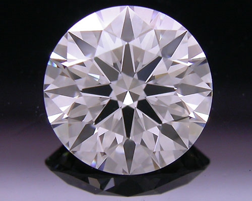 1.007 ct F VVS2 A CUT ABOVE® Hearts and Arrows Super Ideal Round Cut Loose Diamond