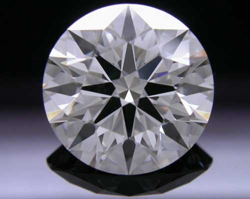 2.623 ct I SI1 A CUT ABOVE® Hearts and Arrows Super Ideal Round Cut Loose Diamond