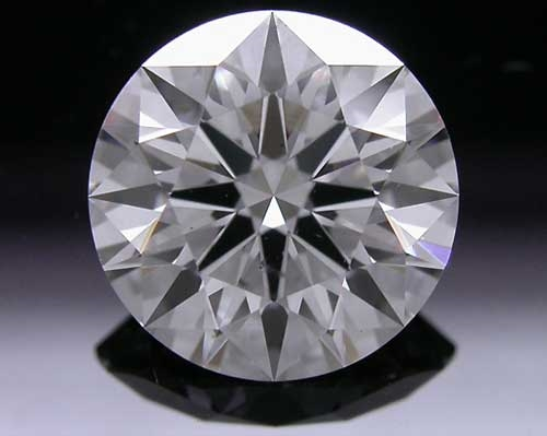 1.533 ct G SI2 A CUT ABOVE® Hearts and Arrows Super Ideal Round Cut Loose Diamond