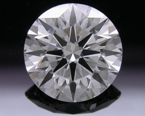 1.55 ct H SI1 A CUT ABOVE® Hearts and Arrows Super Ideal Round Cut Loose Diamond