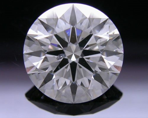 1.733 ct F SI2 A CUT ABOVE® Hearts and Arrows Super Ideal Round Cut Loose Diamond