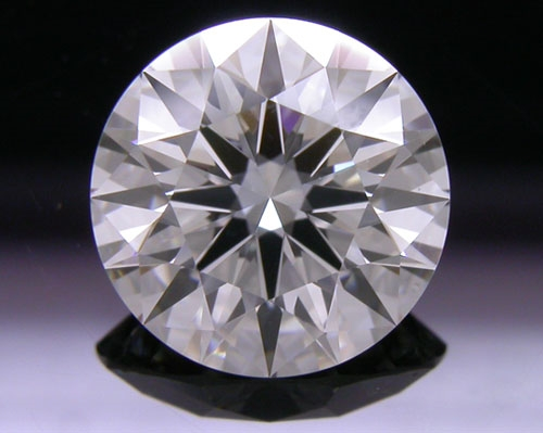 1.524 ct J VS1 A CUT ABOVE® Hearts and Arrows Super Ideal Round Cut Loose Diamond