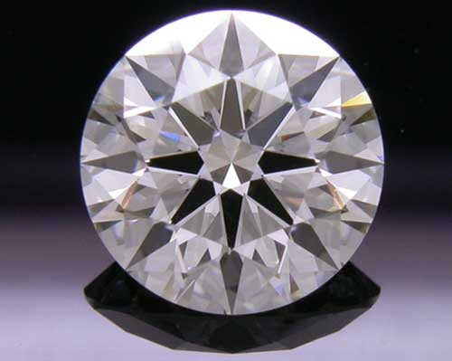 1.508 ct I VS1 A CUT ABOVE® Hearts and Arrows Super Ideal Round Cut Loose Diamond