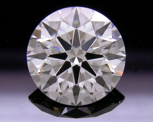 1.201 ct G VS1 A CUT ABOVE® Hearts and Arrows Super Ideal Round Cut Loose Diamond
