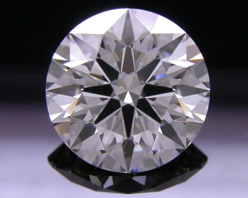 1.551 ct G SI1 A CUT ABOVE® Hearts and Arrows Super Ideal Round Cut Loose Diamond