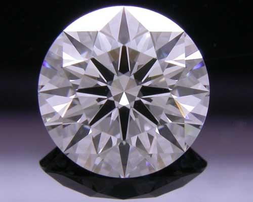 1.02 ct E VS1 A CUT ABOVE® Hearts and Arrows Super Ideal Round Cut Loose Diamond