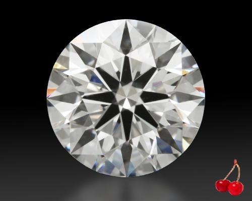 1.248 ct F VVS1 Expert Selection Round Cut Loose Diamond