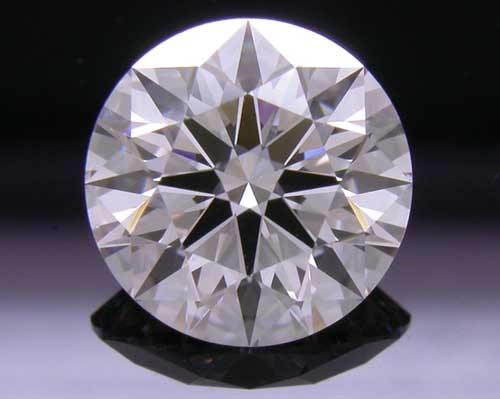 1.21 ct E VS1 A CUT ABOVE® Hearts and Arrows Super Ideal Round Cut Loose Diamond