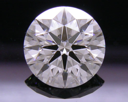 1.321 ct F VVS2 A CUT ABOVE® Hearts and Arrows Super Ideal Round Cut Loose Diamond