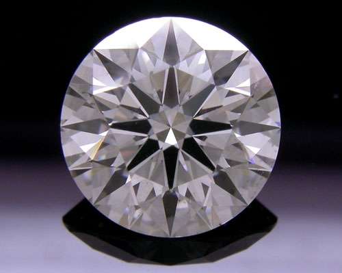 1.602 ct I SI1 A CUT ABOVE® Hearts and Arrows Super Ideal Round Cut Loose Diamond