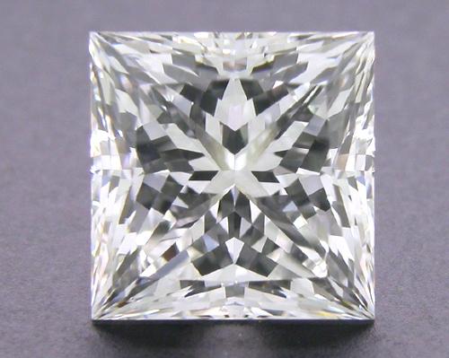 1.515 ct H VVS2 A CUT ABOVE® Princess Super Ideal Cut Diamond
