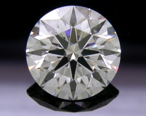 1.277 ct J VS2 A CUT ABOVE® Hearts and Arrows Super Ideal Round Cut Loose Diamond
