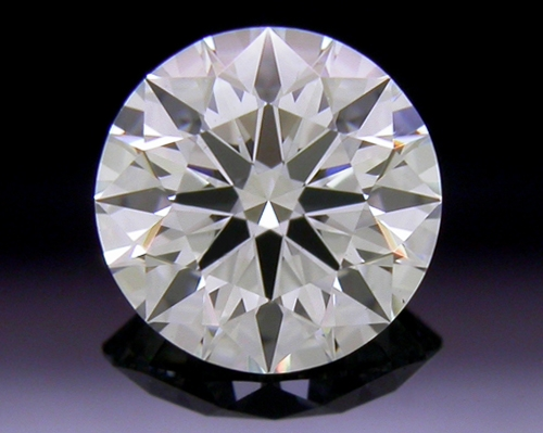 0.518 ct H VS2 A CUT ABOVE® Hearts and Arrows Super Ideal Round Cut Loose Diamond