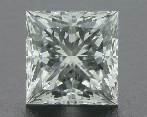 0.70 ct G VS2 A CUT ABOVE® Princess Super Ideal Cut Diamond