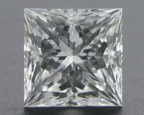 0.75 ct E VS2 A CUT ABOVE® Princess Super Ideal Cut Diamond
