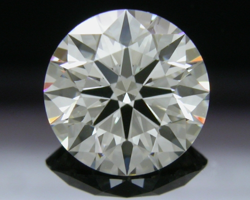 1.245 ct I VS2 A CUT ABOVE® Hearts and Arrows Super Ideal Round Cut Loose Diamond