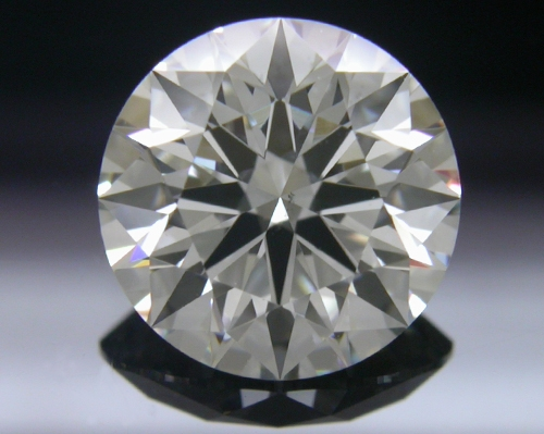 1.537 ct I SI1 A CUT ABOVE® Hearts and Arrows Super Ideal Round Cut Loose Diamond