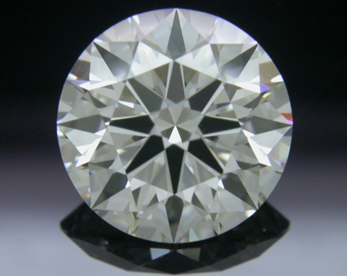1.236 ct G VS2 A CUT ABOVE® Hearts and Arrows Super Ideal Round Cut Loose Diamond