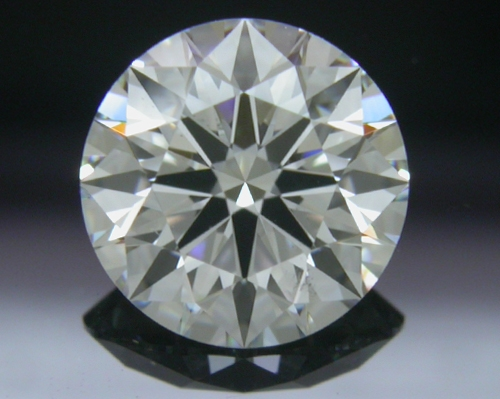 1.05 ct G SI1 A CUT ABOVE® Hearts and Arrows Super Ideal Round Cut Loose Diamond