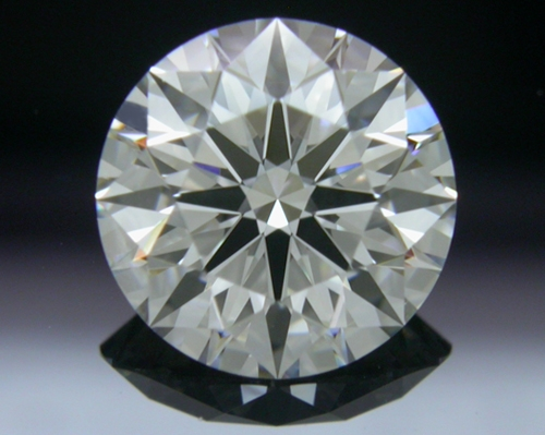 1.10 ct H SI1 A CUT ABOVE® Hearts and Arrows Super Ideal Round Cut Loose Diamond