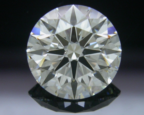 1.255 ct G SI1 A CUT ABOVE® Hearts and Arrows Super Ideal Round Cut Loose Diamond