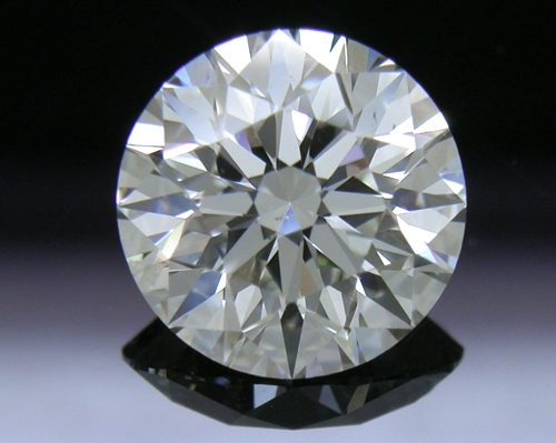 1.097 ct H SI2 Expert Selection Round Cut Loose Diamond