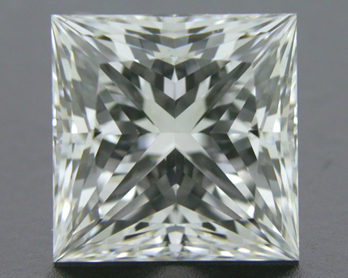 2.008 ct H VS2 A CUT ABOVE® Princess Super Ideal Cut Diamond