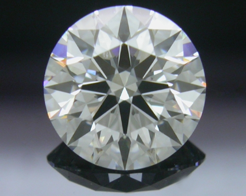 0.744 ct D VS1 A CUT ABOVE® Hearts and Arrows Super Ideal Round Cut Loose Diamond