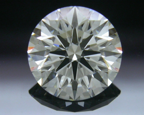 0.79 ct I VS1 A CUT ABOVE® Hearts and Arrows Super Ideal Round Cut Loose Diamond