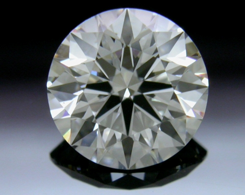 0.836 ct G VS2 A CUT ABOVE® Hearts and Arrows Super Ideal Round Cut Loose Diamond