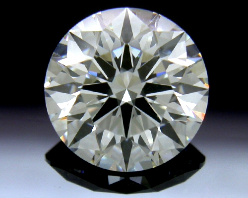 1.571 ct F VS2 A CUT ABOVE® Hearts and Arrows Super Ideal Round Cut Loose Diamond