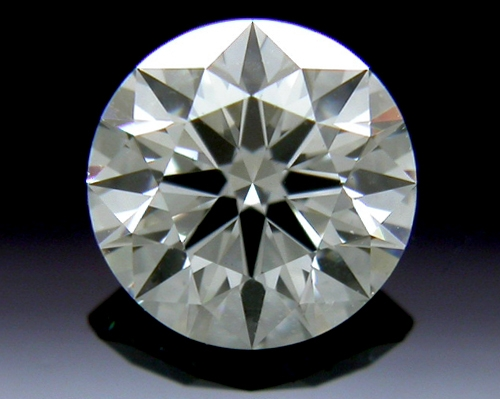 0.446 ct H VS2 A CUT ABOVE® Hearts and Arrows Super Ideal Round Cut Loose Diamond