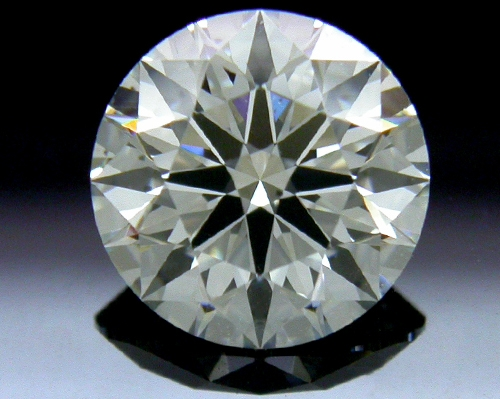 1.215 ct I VS2 A CUT ABOVE® Hearts and Arrows Super Ideal Round Cut Loose Diamond