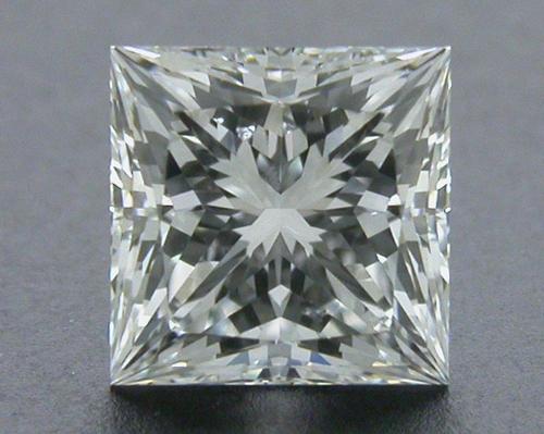 0.71 ct G SI1 A CUT ABOVE® Princess Super Ideal Cut Diamond