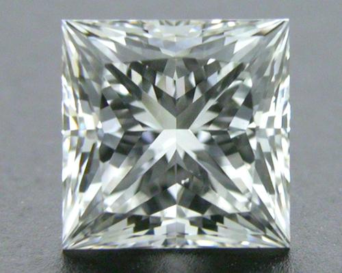 0.58 ct F VS2 A CUT ABOVE® Princess Super Ideal Cut Diamond