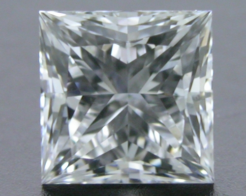 0.553 ct E VS2 Expert Selection Princess Cut Loose Diamond