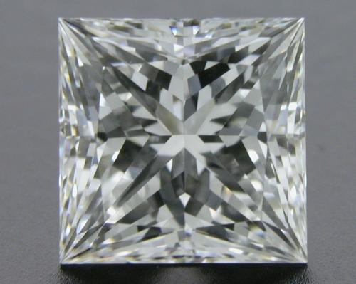 1.564 ct F VVS1 A CUT ABOVE® Princess Super Ideal Cut Diamond