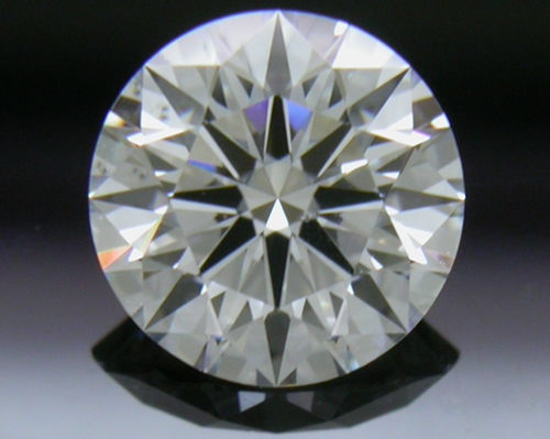 0.604 ct D SI1 A CUT ABOVE® Hearts and Arrows Super Ideal Round Cut Loose Diamond