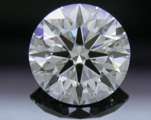 0.818 ct E VS1 A CUT ABOVE® Hearts and Arrows Super Ideal Round Cut Loose Diamond