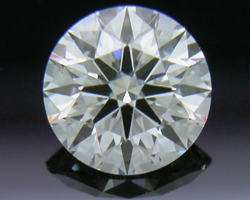 0.333 ct F VS1 A CUT ABOVE® Hearts and Arrows Super Ideal Round Cut Loose Diamond