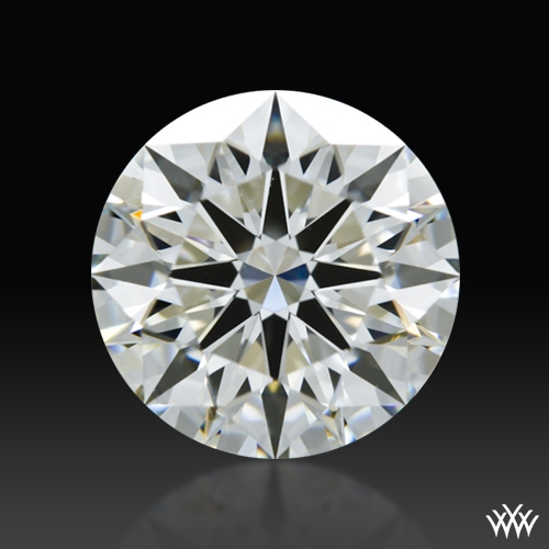 1.507 ct H VS2 A CUT ABOVE® Hearts and Arrows Super Ideal Round Cut Loose Diamond