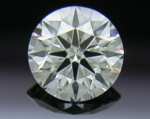 0.336 ct H SI1 A CUT ABOVE® Hearts and Arrows Super Ideal Round Cut Loose Diamond